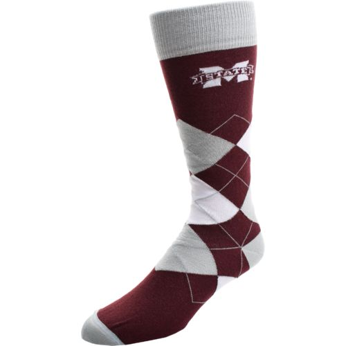 FBF Originals Men's Mississippi State University Argyle Zoom