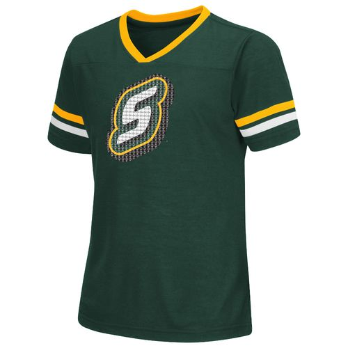 Colosseum Athletics™ Girls' Southeastern Louisiana University Titanium T-shirt