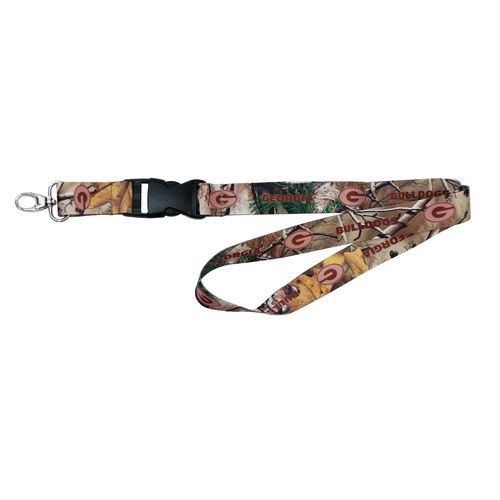 NCAA University of Georgia Realtree Xtra® Lanyard