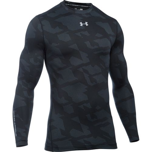Under Armour™ Men's ColdGear® Jacquard Crew Top