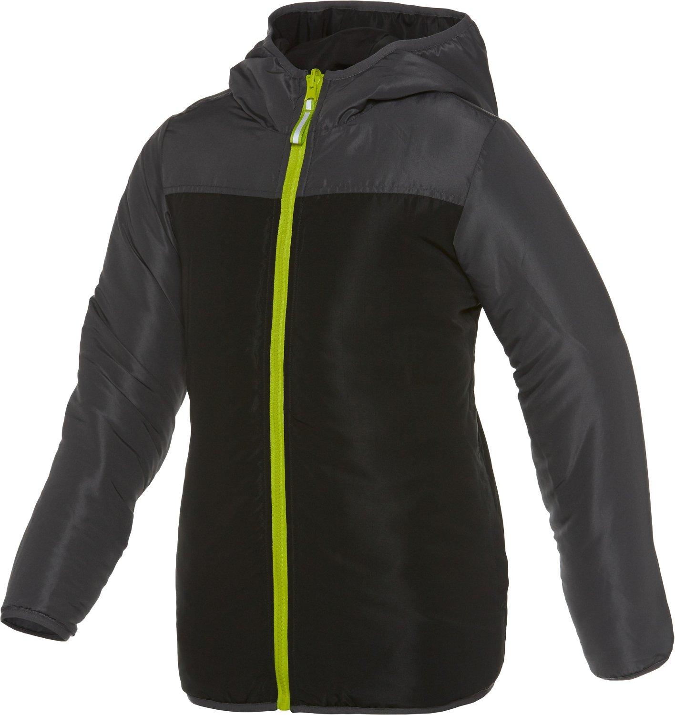 Magellan Outdoors™ Boys' Reversible Sherpa Fleece Puffer Jacket