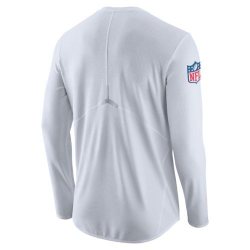 Nike Men's Indianapolis Colts Long Sleeve Player Top - view number 2
