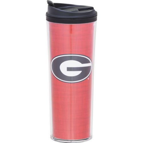 ThermoServ University of Georgia Primary 16 oz. Tritan Tumbler