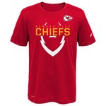Nike™ Boys' Kansas City Chiefs 2016 Icon T-shirt