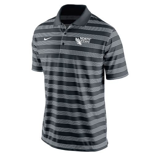 Nike Men's University of North Texas Game Time Polo Shirt