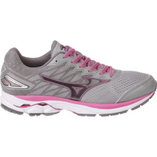 Display product reviews for Mizuno™ Women's Wave Rider 20 Running Shoes