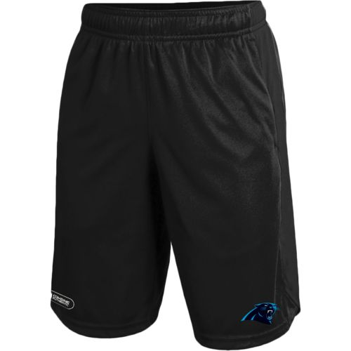 Under Armour NFL Combine Authentic Boys' Carolina Panthers Eliminator Short