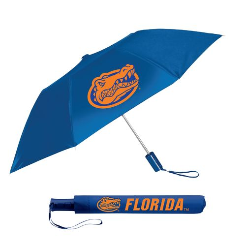 "Storm Duds Adults' University of Florida 42"" Automatic Folding Umbrella"
