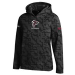Under Armour™ NFL Combine Authentic Boys' Atlanta Falcons Armour® Fleece Novelty Hoodi