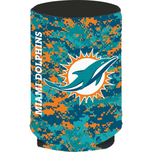 Kolder Miami Dolphins Kolder Kaddy™ 12 oz. Can Insulator
