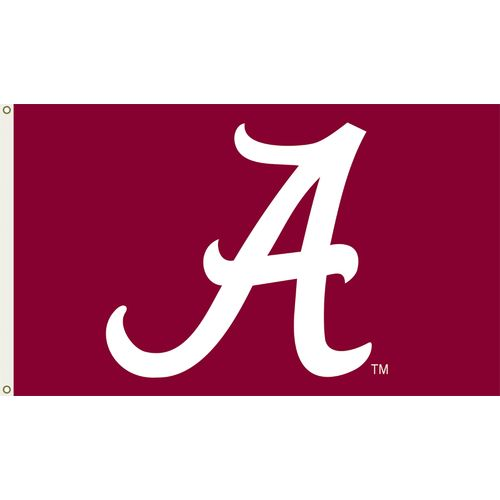 Display product reviews for BSI University of Alabama 3' x 5' Flag