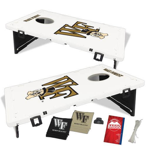 BAGGO® Wake Forest University Beanbag Toss Game