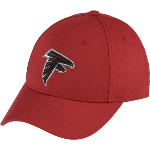 NFL Boys' Atlanta Falcons Lil' Constant Basic Structure Adjustable Cap
