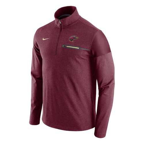 Nike™ Men's University of Louisiana at Monroe Elite Coaches 1/2 Zip Pullover