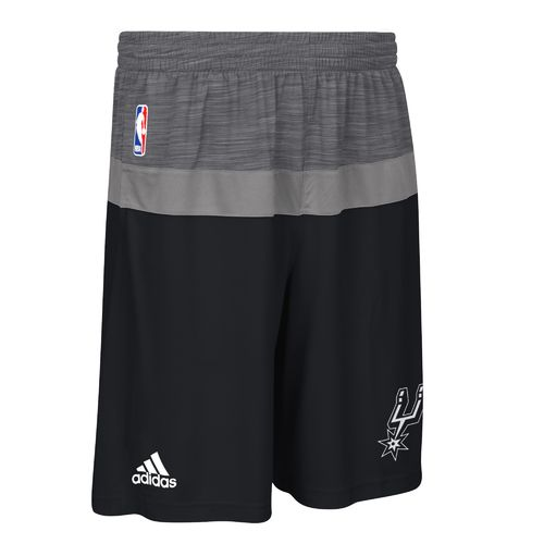 adidas™ Men's San Antonio Spurs Pregame Short