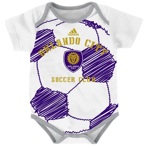 adidas™ Infants' Orlando City SC Onesie