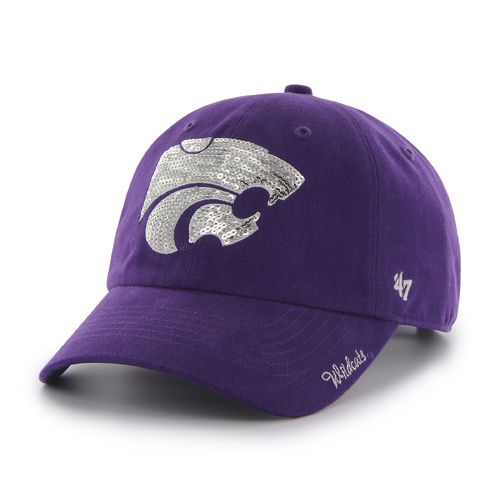 '47 Women's Kansas State University Sparkle Cleanup Cap