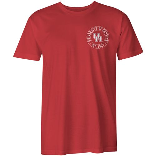 Image One Men's University of Houston Comfort Color T-shirt - view number 2