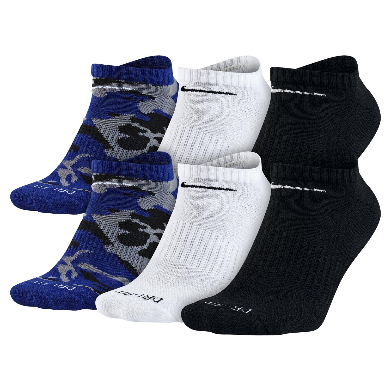 Pré-commander Nike Mens Chaussettes De Sport De L'équipage Abs 6-pack Dri-fit photos à vendre sexy sport 73qQVoE