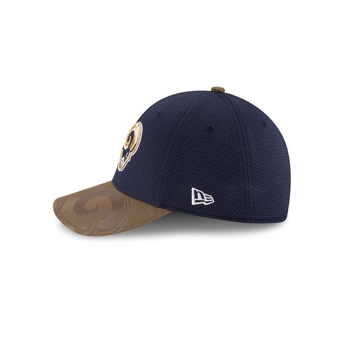 New Era Men's Los Angeles Rams NFL16 39THIRTY Cap - view number 5