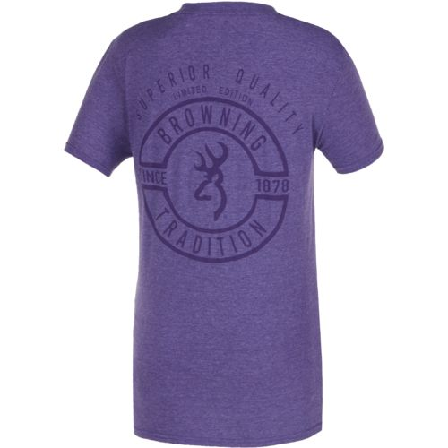 Browning Women's Ringspun Graphic T-shirt