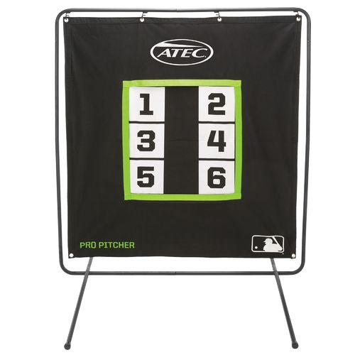 ATEC Pro Pitcher 60' x 52' Practice Screen