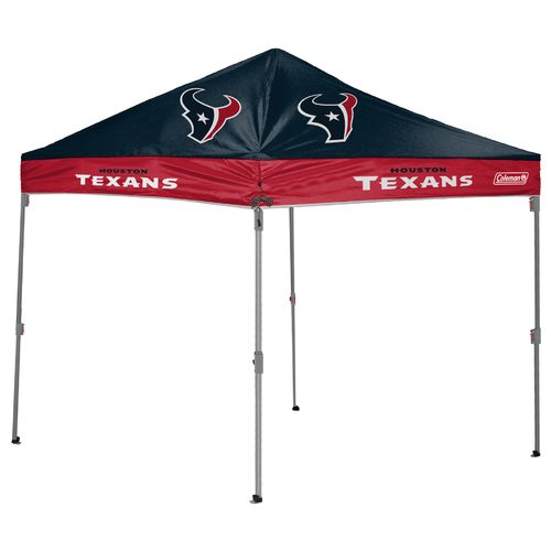 Coleman® Houston Texans 10' x 10' Straight-Leg Canopy - view number 1