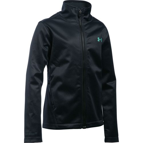 Under Armour™ Girls' ColdGear® Infrared Softershell Jacket