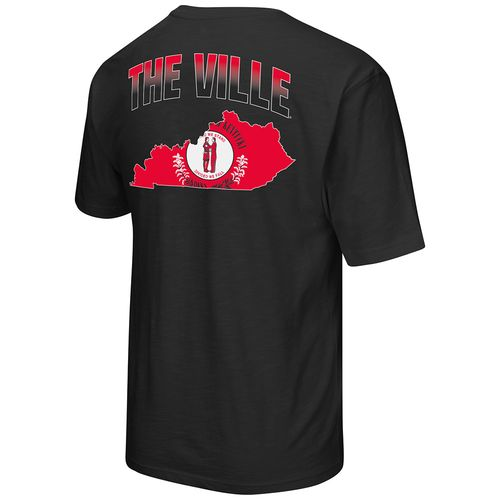 Colosseum Athletics™ Men's University of Louisville Golden Boy T-shirt - view number 1