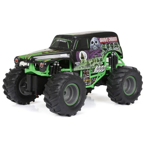New Bright 15th scale (12 in) Radio Control Monster Jam Truck Assortment - view number 4