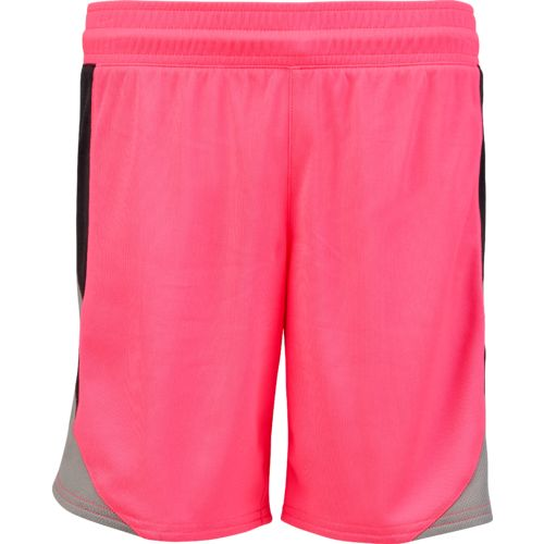 Display product reviews for BCG Girls' Colorblock Basketball Short