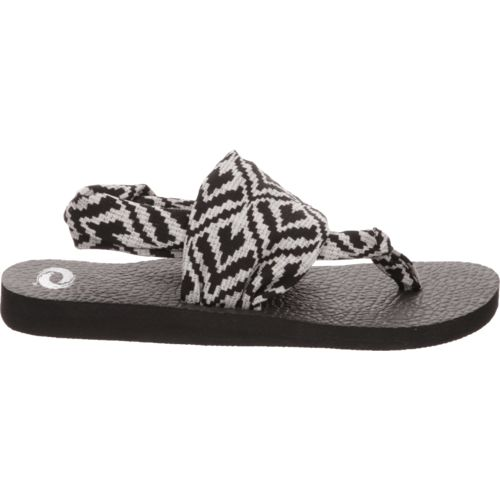 O'Rageous Women's Soft Strap Thong Sandals