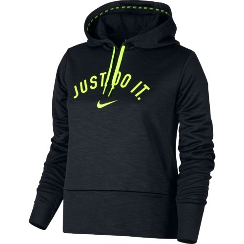 Display product reviews for Nike Women's Just Do It Training Hoodie