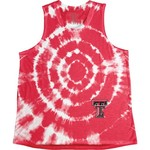 Blue 84 Women's Texas Tech University Retro Liquid Muscle Tank Top - view number 1