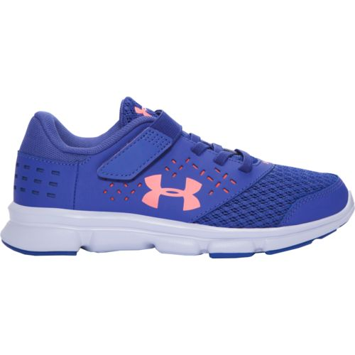 Under Armour Girls' Alternative Closure Rave Running Shoes