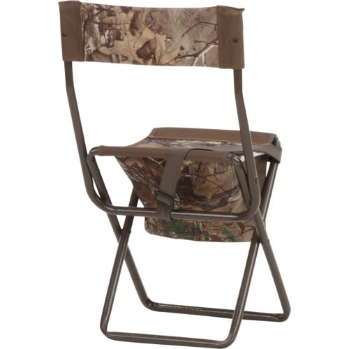 Game Winner Realtree Xtra Stool with Back - view number 1