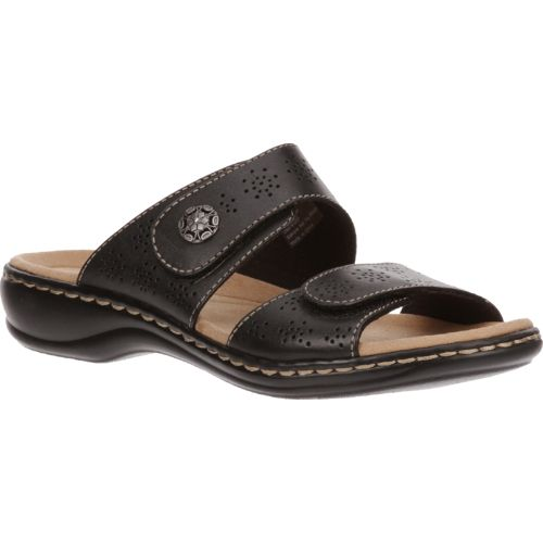 Clarks® Women's 2-Strap Adjustable Sandals - view number 2