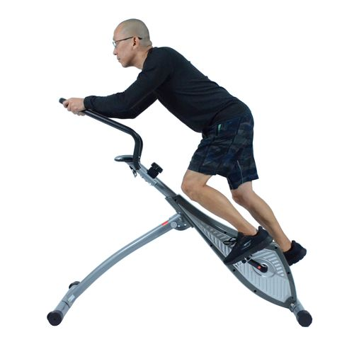 Sunny Health & Fitness Magnetic Cycling Trainer - view number 4