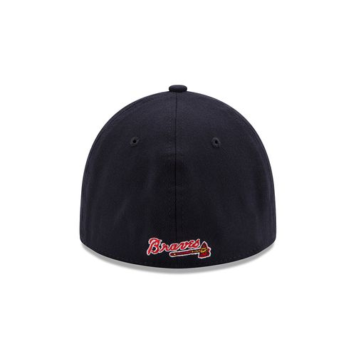 New Era Kids' Atlanta Braves 39THIRTY Jr. Team Classic Cap - view number 2