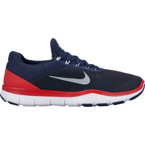 Nike Men's New England Patriots Free Trainer V7 NFL Training Shoes