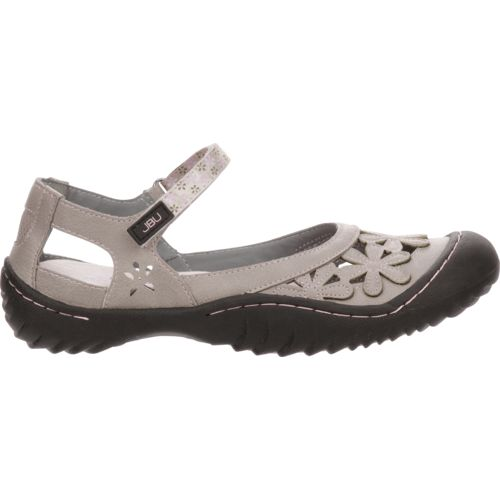 Display product reviews for JBU Women's Wildflower Mary Jane Casual Shoes