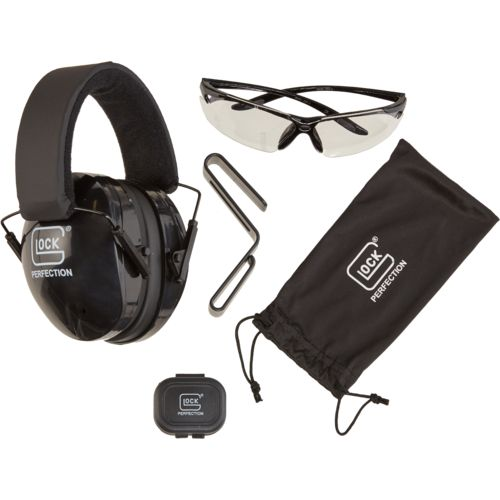 GLOCK Range Kit and Hearing Protection Combo