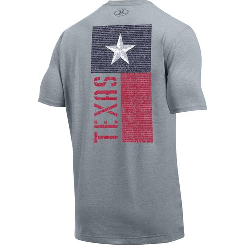 Under Armour Men's Texas Freedom Back Flag Short Sleeve T-shirt