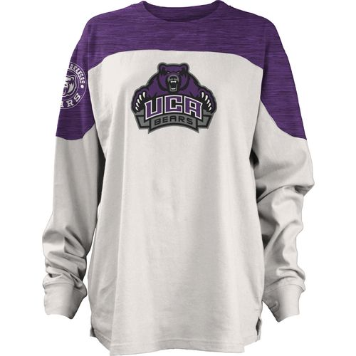 Three Squared Juniors' University of Central Arkansas Cannondale Long Sleeve T-shirt