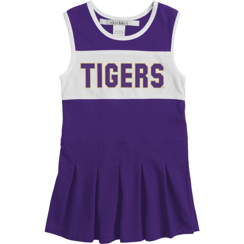 Chicka-d Girls' Louisiana State University Cheerleader Dress