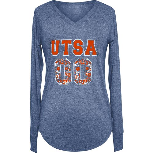Chicka-d Women's University of Texas at San Antonio Favorite Long Sleeve T-shirt