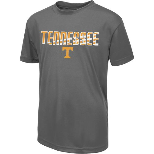 Colosseum Athletics Boys' University of Tennessee Team Stripe T-shirt