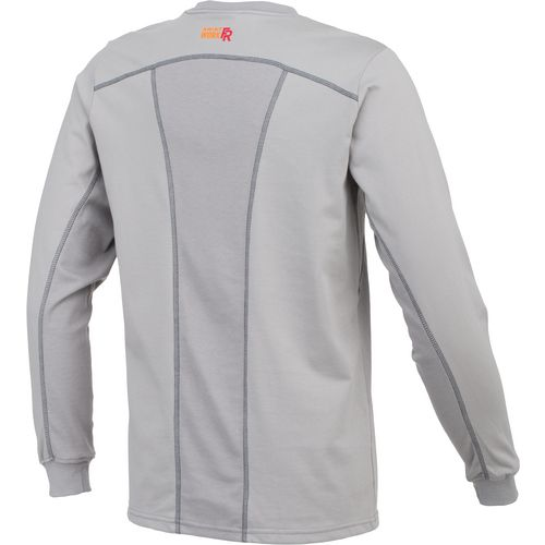 Ariat Men's FR AC Crew Long Sleeve Work Shirt - view number 2