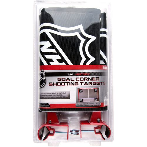 Franklin NHL HX Pro Goal Corner Shooting Target Set