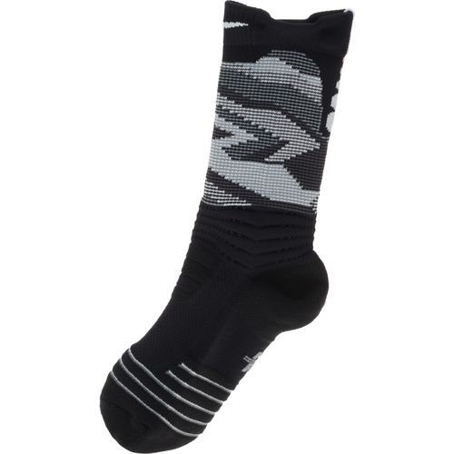 Nike Men's Elite Versatility Static Crew Basketball Socks - view number 3